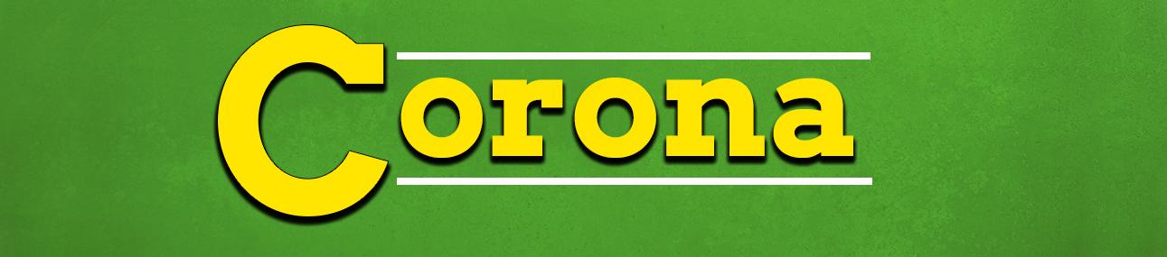 Button Corona schmal (Titel)